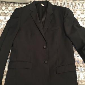 Burberry London Black Suit